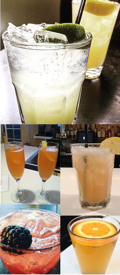 TGB-cocktails